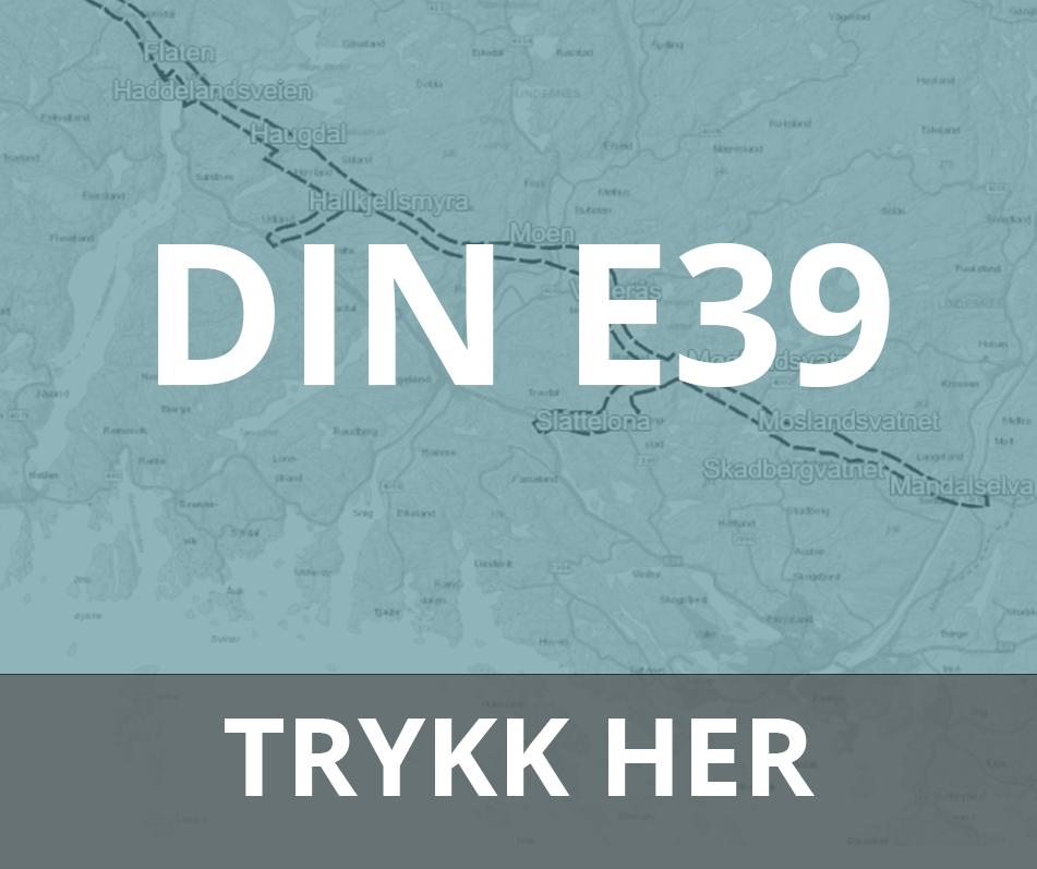 E39 Mandal - Lyngdal øst innsynsløsning