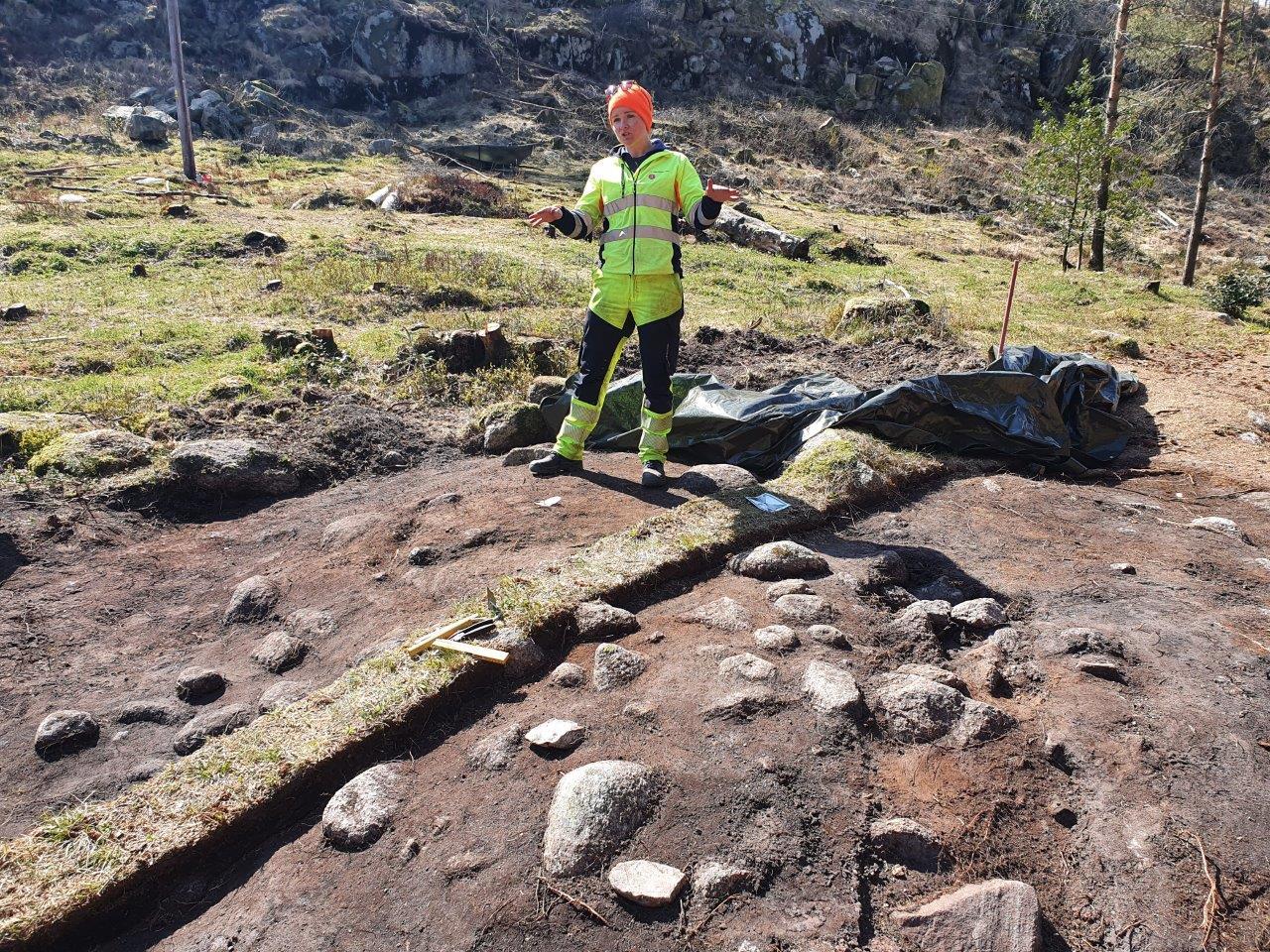 E39 Mandal - Lyngdal Arkeologi